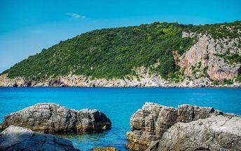 Černá Hora s polopenzí: 8 dní v letovisku Čanj