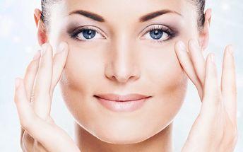 Kosmetická péče o řasy, obočí a oční okolí dle výběru