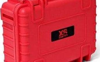 Pouzdro Xsories Big Black Box DIY červené