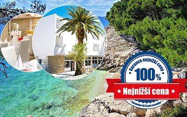 8–10denní Makarská | Dítě ZDARMA | Hotel Palma*** | Bazén | Polopenze | Autobusem | Garance nejnižší ceny