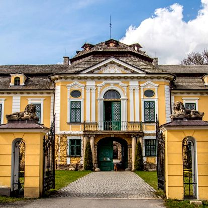 Kouzelné chvilky romantiky na zámku Úsobí