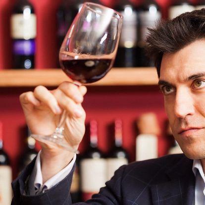 Degustace španělských vín a delikates pro dva