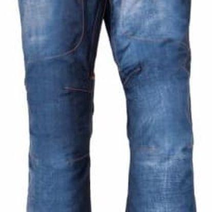 Dámské technické kalhoty KILPI JEANSTER-W Modrá 40