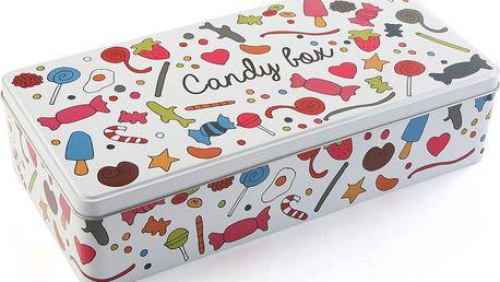 Kovová dóza Versa Candy Bar