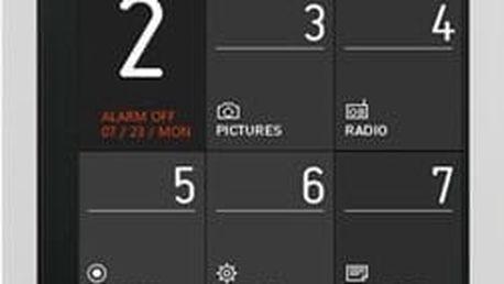 MP3 přehrávač Cowon X9 8GB bílý