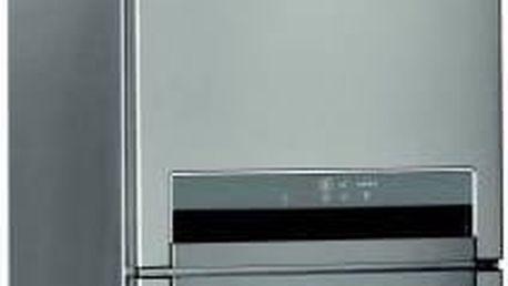 Kombinace chladničky s mrazničkou Whirlpool Supreme NoFrost BSNF 9782 OX nerez + Doprava zdarma