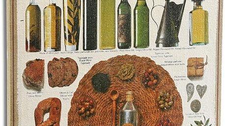 Obraz na plátně Versa Picture Cocina,35x45cm