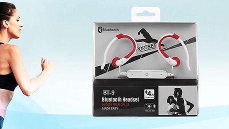 Bluetooth hands free sluchátka