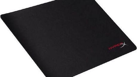 Podložka pod myš Kingston HyperX FURY Pro Gaming (large) (HX-MPFP-L) černá