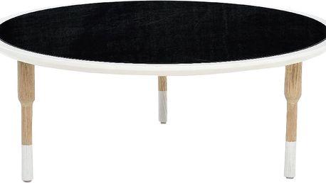 Odkládací stolek InArt Alice, 80 x 31 cm - doprava zdarma!