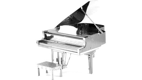 3D puzzle - model klavíru