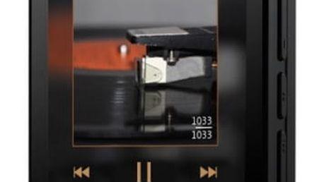 MP3 přehrávač Cowon PD 32GB černý/zlatý