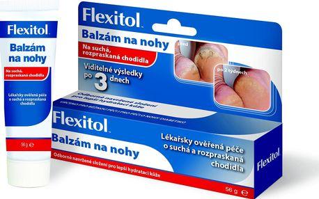 Flexitol balzám na nohy 56 g