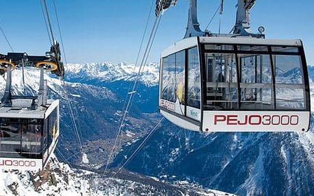 5–6denní Pejo se skipasem Hotel Europa*** | Doprava, ubytování, polopenze a skipas v ceně!