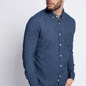 Review - Košile Solid Brushed