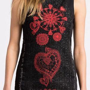 Desigual - Šaty Scarlett