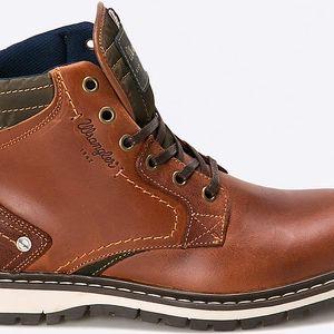 Wrangler - Kotníkové boty