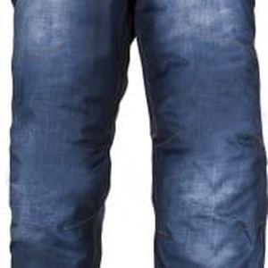 Pánské snowboardové kalhoty KILPI JEANSTER-M Modrá XL