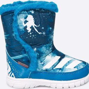 adidas Performance - Dětské sněhule Disney Frozen