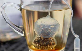 Sítko na čaj - potápěč