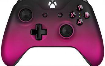 Gamepad Microsoft Xbox One Wireless - templeton magenta (WL3-0001