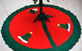 Vánoční dekorace pod stromeček - dodání do 2 dnů