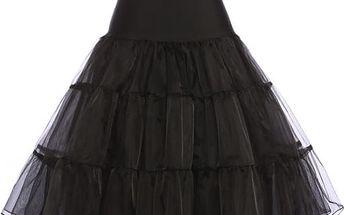 Dámská sukně v rockabilly stylu