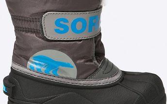 Sorel - Dětské sněhule