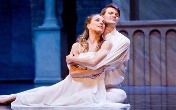 Baletní představení Romeo a Julie