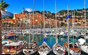 Víkendový výlet do Monaka s dopravou tam i zpět