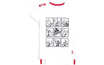adidas Performance - Dětské tričko 92-140 cm.
