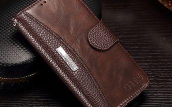 Elegantní pouzdro pro mobilní telefon Xiaomi Redmi 4 s magnetickým zavíráním