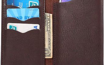 Kryt na telefon s malou peněženkou