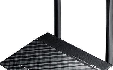 ASUS RT-N11P - 90IG01D0-BR3020 + Kupon Hellspy poukazka na stahování 14GB dat v hodnotě 99,-