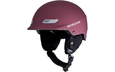 Quiksilver Lyžařská helma Wildcat M Hlmt Pomegrenate EQYTL03003-RZG0 60 cm