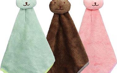Roztomilý dětský ručník Zvířátko