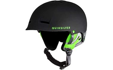 Quiksilver Lyžařská helma Fusion M Hlmt Green Flash GJS0EQYTL03005-GJS0 60 cm