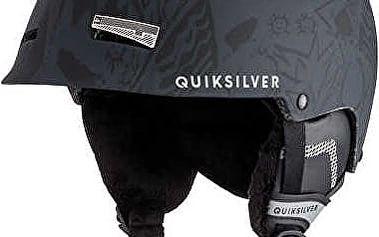 Quiksilver Lyžařská helma Skylab M Hlmt Black EQYTL03001-KVJ9 60 cm