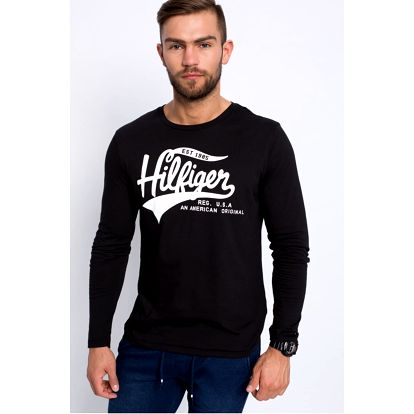 Tommy Hilfiger - Tričko s dlouhým rukávem