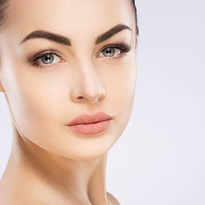Krásná i bez líčidel: Permanentní make-up obočí