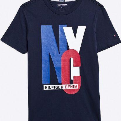 Tommy Hilfiger - Dětské tričko 140-176 cm