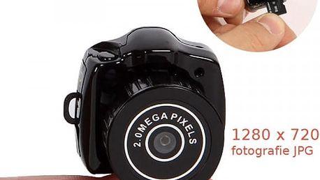 Micro fotoaparát 2Mpx