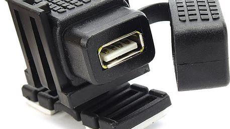 USB nabíječka na motocykl
