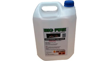 Pe-po palivo do biokrbů 5l s aroma dle výběru Cherry
