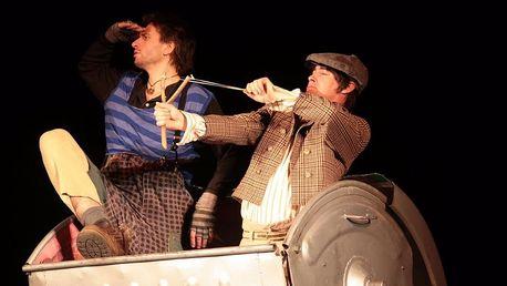 Divadelní představení Dobrodružství Toma Sawyera