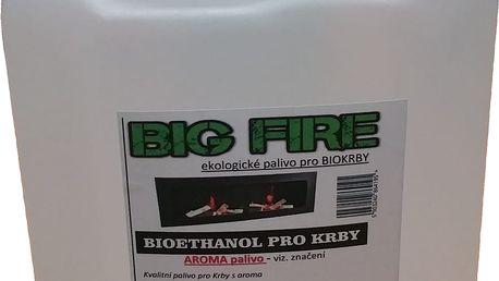 Pe-po palivo do biokrbů 5l s aroma dle výběru Vanilka