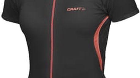 Craft W Cyklodres EB Jersey černá XS