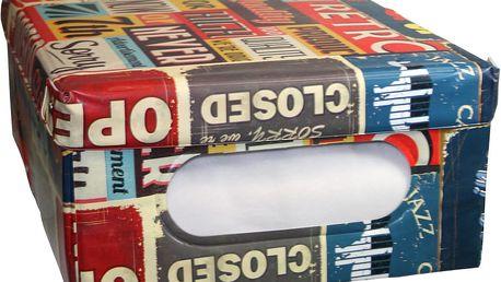 Úložná krabice Ordinett XL Pub