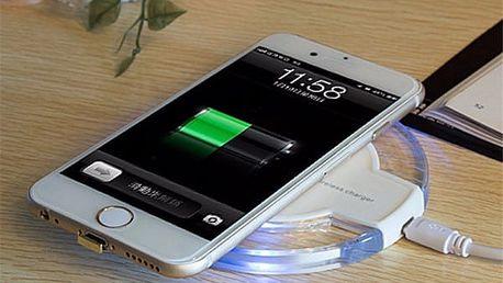 Bezdrátová nabíječka s přijímačem pro iPhone