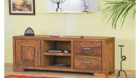 TV stolek z palisandrového dřeva SOB Margao - doprava zdarma!